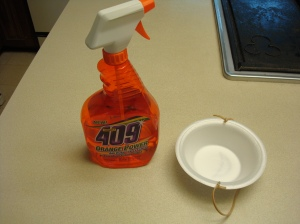 Household cleaner can serve as antiseptic