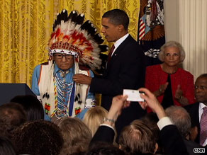 Indian chief, Sandra Day O'Connor to co-chair Death Panel