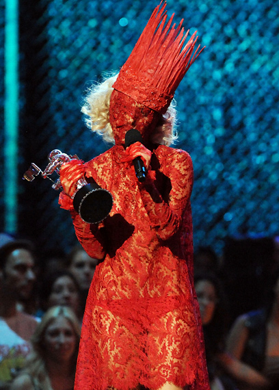 Lady Gaga Poker Face Glasses. Fake News: Lady Gaga accepted